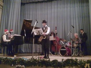 JFC джаз-клуб - живая музыка в СПб