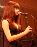 Анна Колчина, джазовая певица, Санкт-Петербург