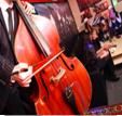 Музыканты на свадьбу, банкет: джазовая певица и музыкальный ансамбль