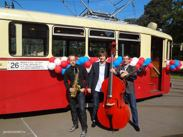 Музыканты из СПб: джаз-группа на городской праздник