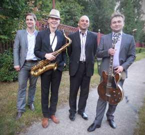 джаз на мероприятие СПб