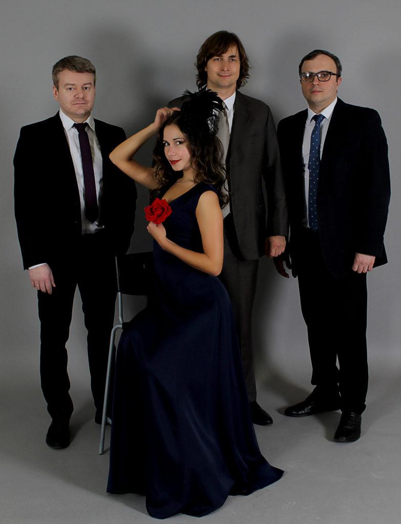 Петербургский джазовый коллектив Old Movies