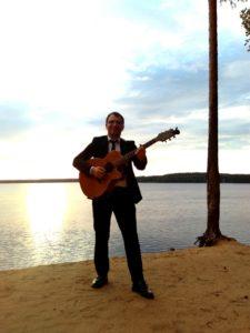 Павел Илюшин - акустическая гитара