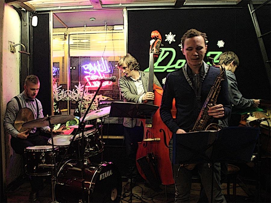 джаз-квартет