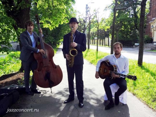 Jazz Sax Trio
