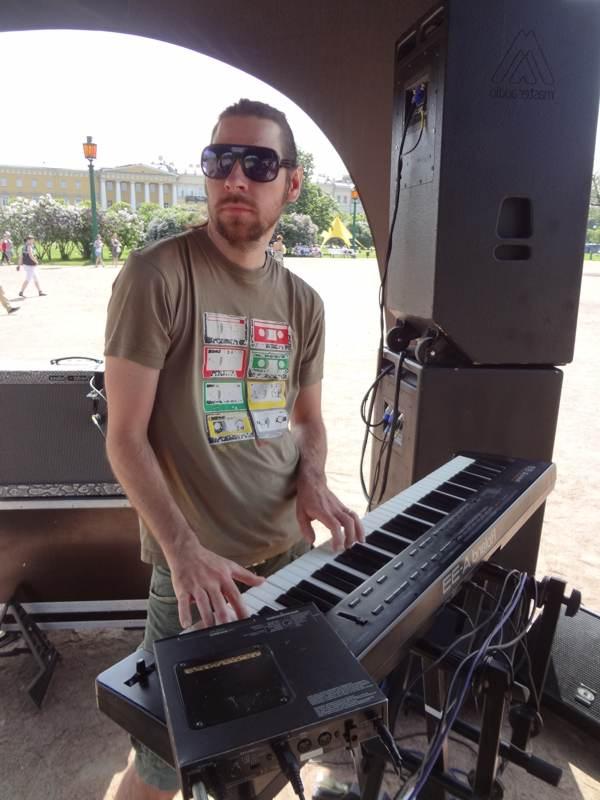 Лаунж-музыканты