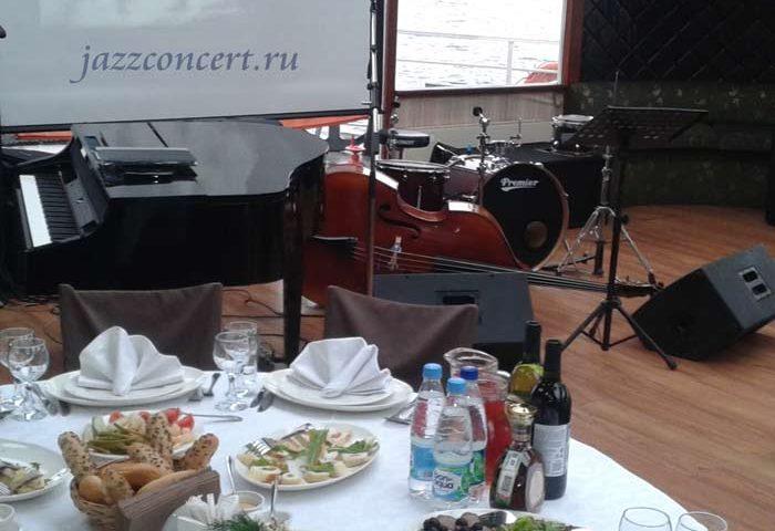 Джазовый ансамбль на банкет, фуршет