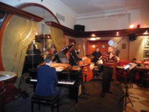 джаз-квартет из СПб