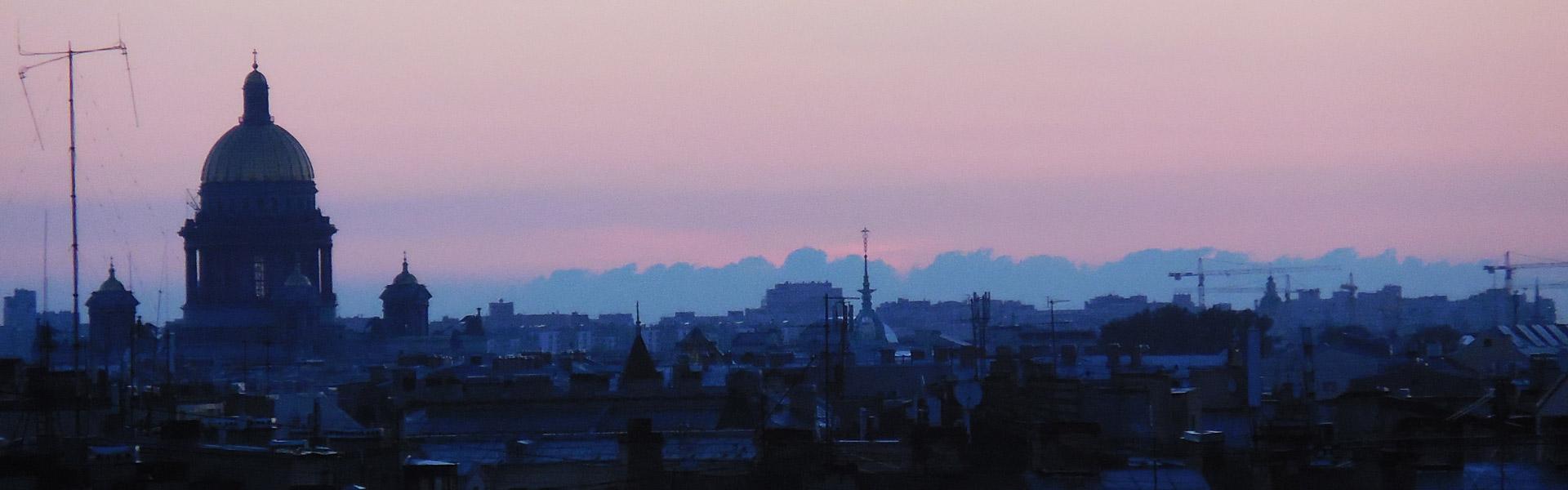 Санкт-Петербург — музыкальный город