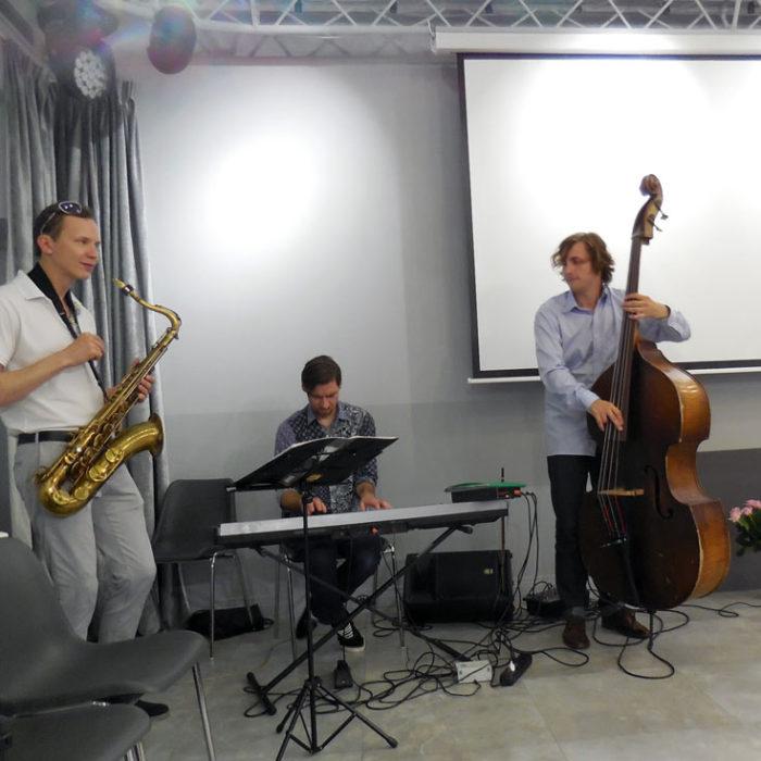 Музыканты на психологическом форуме