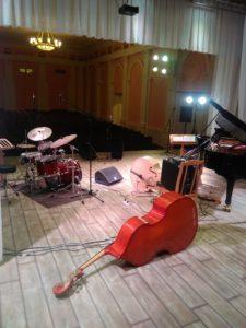Джазовая сцена