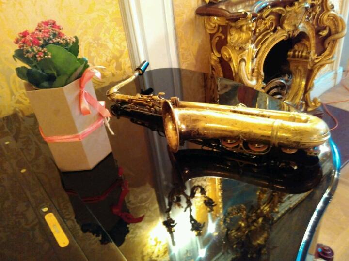 джазовый саксофон