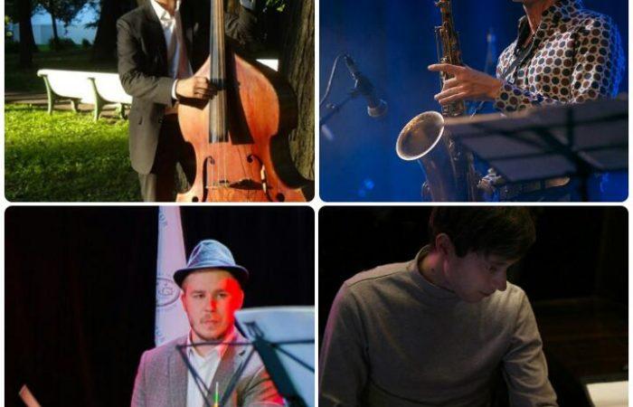 джаз-квартет из Санкт-Петербурга
