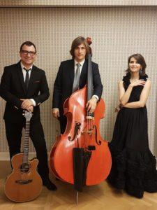 музыканты на мероприятие